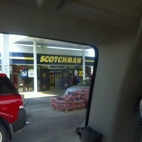 Photo taken at Scotchman gas station by Edith G. on 5/12/2012