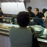 Photo taken at Chipotle Mexican Grill by Paul A. on 3/30/2012