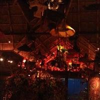 Photo taken at Walt Disney's Enchanted Tiki Room by Jake S. on 4/20/2012
