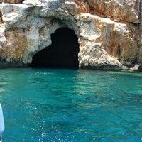 6/27/2012 tarihinde Emre G.ziyaretçi tarafından Korsan Mağarası'de çekilen fotoğraf