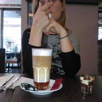 Foto tomada en Georges Tea & Lunch por Jens F. el 4/1/2012