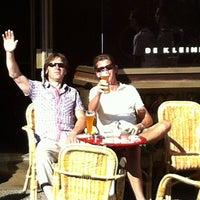 Photo taken at Café van Engelen by Hein v. on 7/23/2012