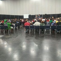 Photo taken at Comicpalooza Convention by darius b. on 5/26/2012