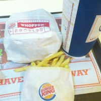 Photo taken at Burger King by Melvin M. on 7/7/2012