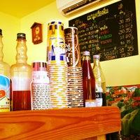 Photo taken at My Cofe' by Nann A. on 4/20/2012