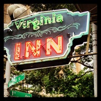 Photo taken at Virginia Inn Tavern by Andrew B. on 7/19/2012