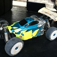 Photo taken at Orange County RC Track by Wally P. on 3/25/2012
