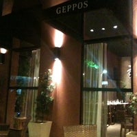 Photo taken at Geppos Restaurante by Ederson C. on 6/5/2012