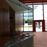 Photo taken at Museu de les Terres de l'Ebre by Gonzalo V. on 6/29/2012
