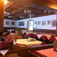 Photo taken at Chalet PINETA by Viktoriya F. on 3/24/2012