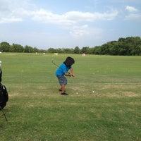 Photo taken at Golf Range by Cucho on 7/22/2012