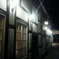 Photo taken at Deutsches Haus by Swen H. on 2/27/2012