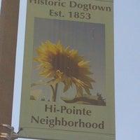 Photo taken at Hi-Pointe by Jarrod G. on 8/20/2012