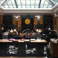 Photo taken at Hyatt Paris Madeleine by Lindsey T. on 5/8/2012