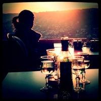 Photo taken at Restaurant La Terrasse by Arnaud P. on 3/11/2012