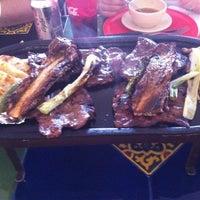 Photo taken at Asadero El Leñador by Mircko V. on 2/27/2012