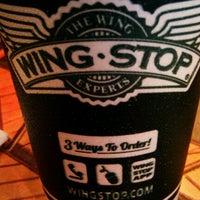 Photo taken at Wingstop by Matt on 8/28/2012