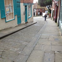 Photo taken at Steep Hill by Seb R. on 7/17/2012