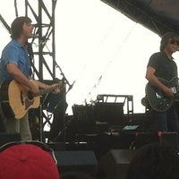 Photo taken at 2012 Beale Street Music Festival - Orion Stage by Susan R. on 5/6/2012