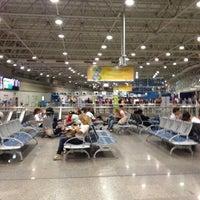 Photo taken at Terminal 2 (TPS2) by Lucas C. on 2/14/2012