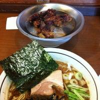 รูปภาพถ่ายที่ らーめん能登山 โดย 敬生 対. เมื่อ 6/21/2012