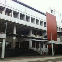 Photo taken at Universitas Katolik Parahyangan (UNPAR) by Mande A. on 8/23/2012
