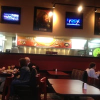 Photo taken at Moe's Southwest Grill by Wendi L. on 4/23/2012