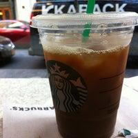 Photo taken at Starbucks by Stephanie on 6/27/2012