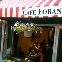 Photo taken at Cafe Forant by Mihwa K. on 5/24/2012