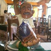 Photo taken at Candasu Sidrería Restaurante & Llagar by Sergio l. on 6/27/2012