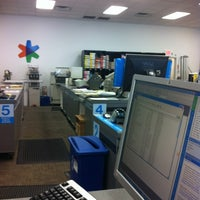Photo taken at FedEx Office Print & Ship Center by Janet S. on 6/9/2012