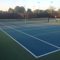 Photo taken at City Of Bentonville Tennis Complex by Ivan on 8/29/2012