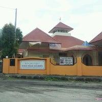 Photo taken at Surau Ismail Kharofa by Mambang K. on 5/7/2012