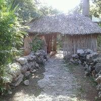 Foto tomada en Museo de la Cultura Maya por Ale el 9/7/2012