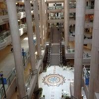 Photo taken at Landmark Plaza by Jun K. on 5/31/2012