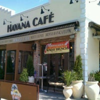 Photo taken at Havana Cafe by andrew on 4/10/2012