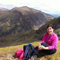 Photo taken at Clogwyn Mountain Station by Ann L. on 5/16/2012