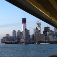 Photo taken at Staten Island Ferry Boat - John A. Noble by Pan on 8/14/2012