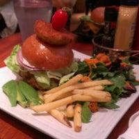 Photo taken at Napa Valley Burger by Nobuya S. on 6/25/2012