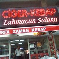 8/4/2012 tarihinde KemaL K.ziyaretçi tarafından Şanlıurfa ZAMAN Kebap Salonu'de çekilen fotoğraf