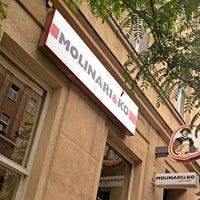 Das Foto wurde bei Molinari & Ko von Malte C. am 5/21/2012 aufgenommen