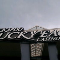 Photo taken at Kickapoo Lucky Eagle Casino by Norma J R. on 7/14/2012