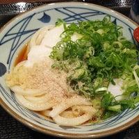 Photo taken at Marugame Seimen by shuhei o. on 9/5/2012