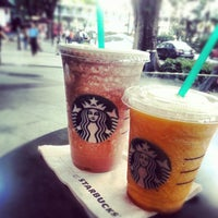 Photo taken at Starbucks by Apple P. on 9/12/2012
