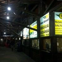 Photo taken at Terminal Rodoviário Porto Seguro by Claudio on 6/24/2012