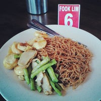 Photo taken at Fook Lim Restaurant 福臨 by Ashley A. on 8/23/2012