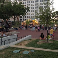 Photo taken at Park Central Square by Jason M. on 7/21/2012