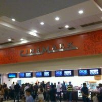 Photo taken at Cinemark by Cesar d. on 6/12/2012
