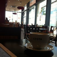 Photo taken at Costa Coffee by Gary K. on 7/7/2012