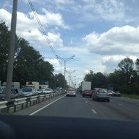 Photo taken at Шоссе Энтузиастов by Senayшенай P. on 5/27/2012